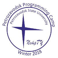 Petrozavodsk Winter Camp 2018